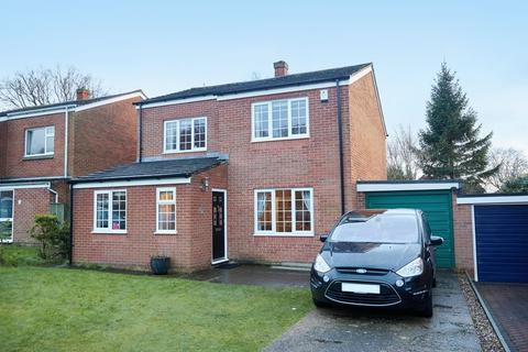 4 bedroom detached house for sale - Shakespeare Way, Taverham, Norwich