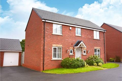4 bedroom detached house for sale - Stone Drive, Shifnal, TF11 9HQ