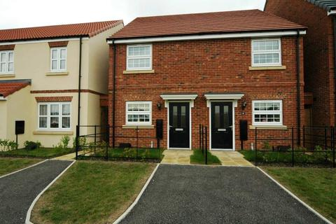 2 bedroom semi-detached house to rent - 8 Northgate, Shinewater