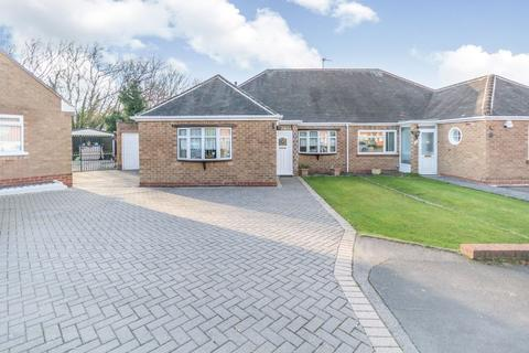 3 bedroom semi-detached bungalow for sale - Rushbrook Close, Olton