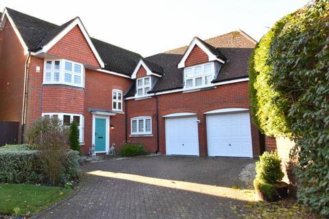 4 bedroom detached house for sale - Wimbrick Close, Ormskirk, Lancashire