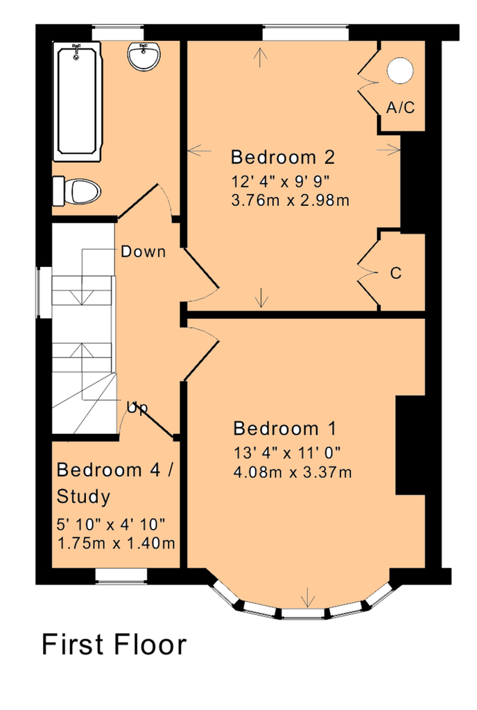 Floorplan 3 of 4