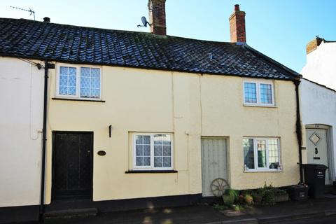 1 bedroom terraced house for sale - High Street, Stogursey