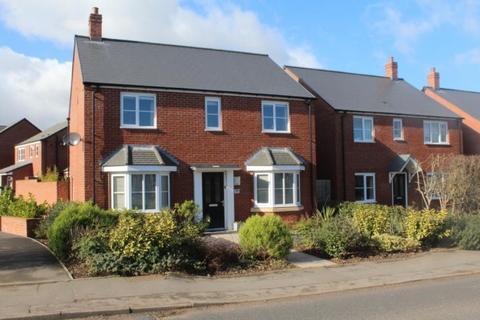 4 bedroom detached house for sale - 98 Wellington Road, Newport, Shropshire, TF10 7HJ