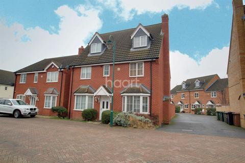 5 bedroom detached house for sale - Oak Avenue, Hampton Harage, Peterborough, PE7