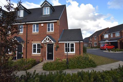 3 bedroom semi-detached house for sale - Bullhurst Close, Talke