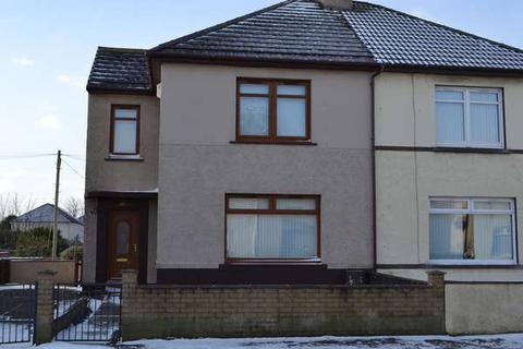 3 bedroom semi-detached house for sale - 16 Castle Road, Ardrossan, KA22 7BQ