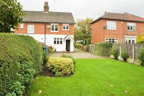 2 bedroom semi-detached house to rent - Chester Road, Woodford, Cheshire
