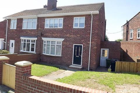 3 bedroom semi-detached house to rent - Lumley Avenue, South Shields