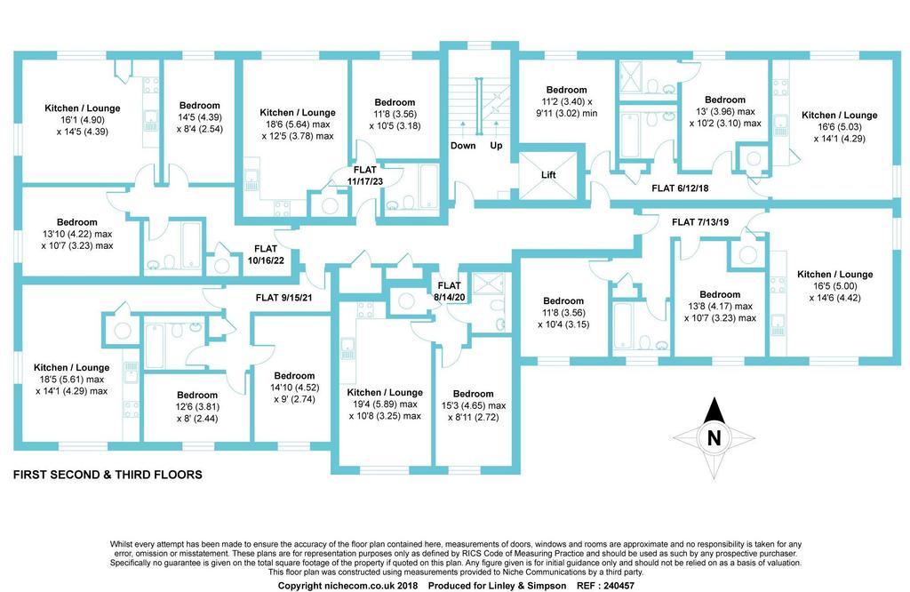 Floorplan 2 of 2: Flp