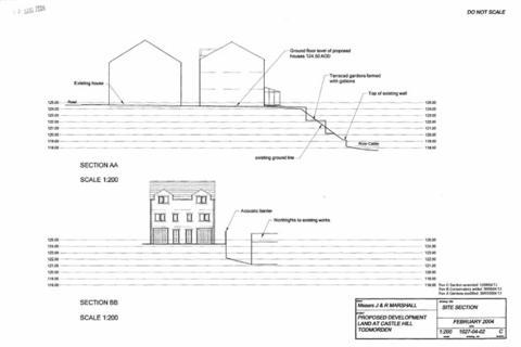 4 bedroom property with land for sale - Development Land, Cinder Hill, Todmorden OL14