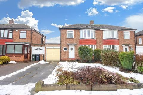 3 bedroom house for sale - Elmwood Avenue, North Gosforth, Newcastle Upon Tyne