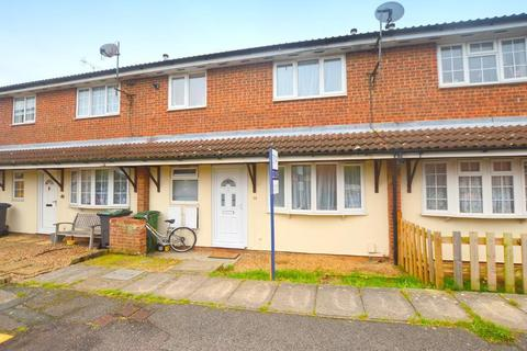 2 bedroom cluster house to rent - Cheslyn Close, Luton, LU2 8UA