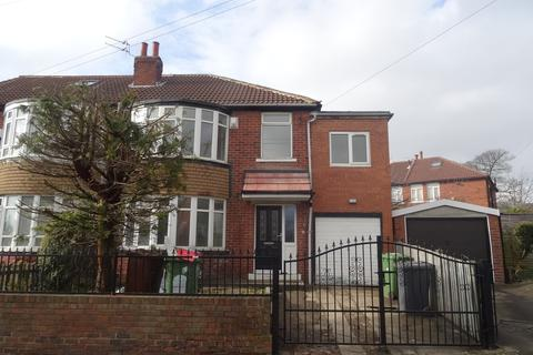 4 bedroom semi-detached house to rent - Bowood Avenue - Meanwood