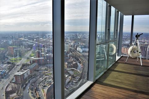 3 bedroom apartment for sale - Beetham Tower, 301 Deansgate, Manchester, M3 4LX