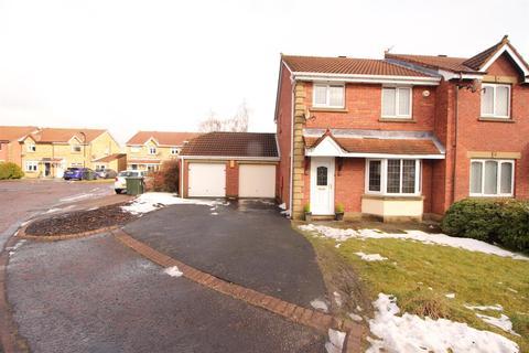 3 bedroom house for sale - Ashley Close, Killingworth, Newcastle Upon Tyne