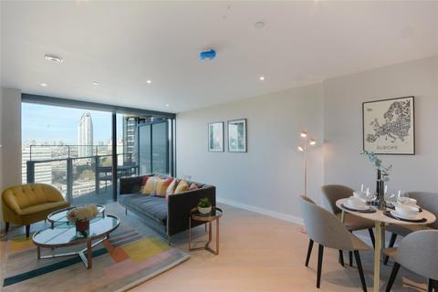1 bedroom flat to rent - Churchyard Row, London, SE11