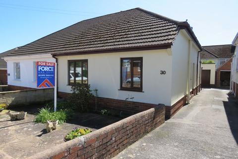 2 bedroom semi-detached bungalow for sale - Brookside Crescent, Exeter