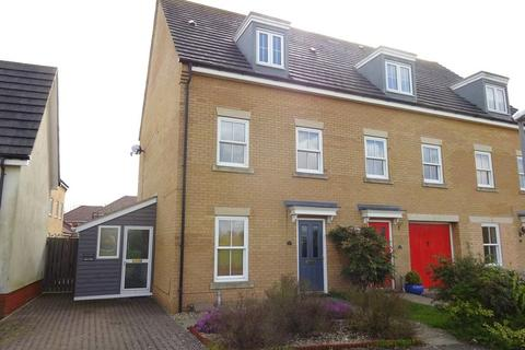 4 bedroom townhouse for sale - Windsor Park Gardens, Old Catton, Norwich