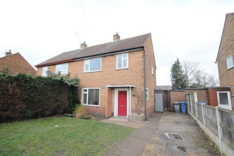 3 bedroom semi-detached house for sale - Thorndike Avenue, Derby