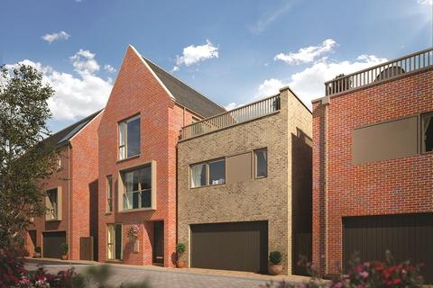 4 bedroom detached house for sale - CALA Homes At Great Kneighton, Hobson Road, Trumpington, Cambridge, CB2
