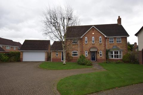 5 bedroom detached house for sale - Linton Avenue, Solihull, West Midlands, B91 3NN