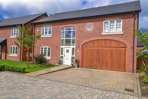 4 bedroom detached house for sale - Meadowside, Sandbach