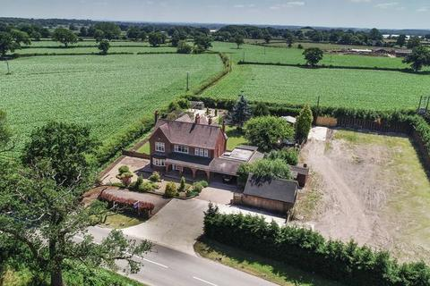 4 bedroom detached house for sale - Stafford Road, Knightley, Stafford