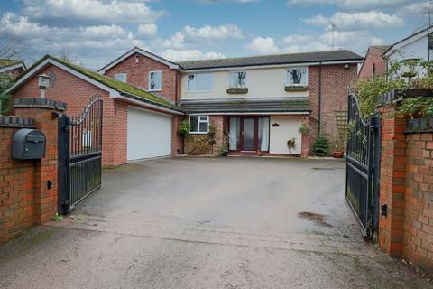 4 bedroom detached house - Aynsleys Drive, Blythe Bridge