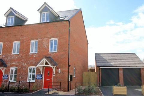 3 bedroom townhouse for sale - The Village, Wedgwood Park, Barlaston