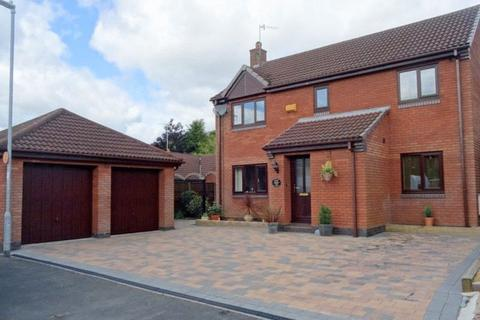 4 bedroom detached house for sale - Burrington Drive, Trentham
