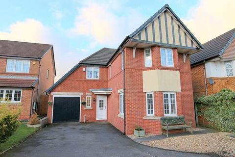4 bedroom detached house for sale - Charlestown Grove, Meir Park