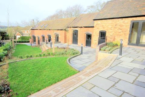 4 bedroom barn conversion for sale - Moddershall, Stone