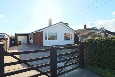 3 bedroom bungalow for sale - Nantwich Road, Wrenbury