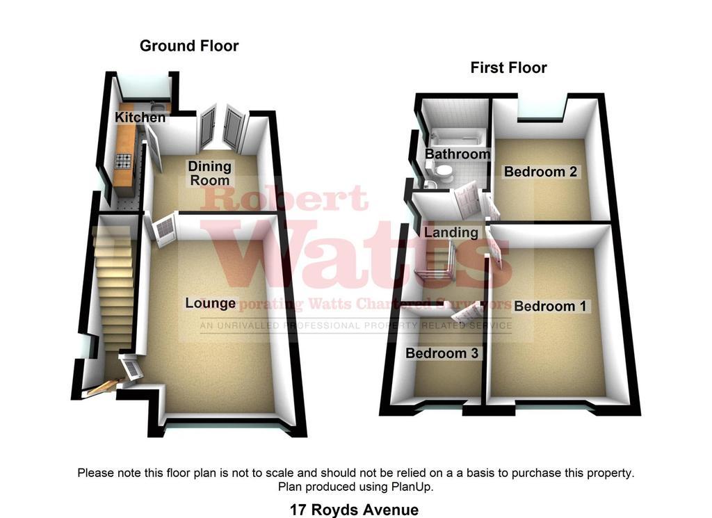 Floorplan: Royds Avenue