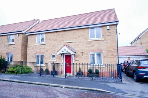 3 bedroom detached house for sale - Barmoor Drive, Great North Park