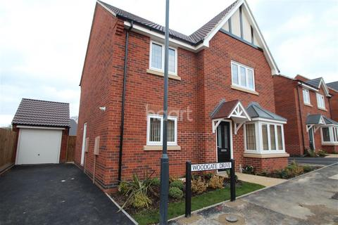 4 bedroom detached house to rent - Woodgate Drive