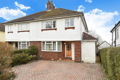 3 bedroom semi-detached house to rent - Linkside Avenue,  North Oxford,  OX2