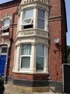 Studio to rent - Gillott Road, Edgbaston, B16 0RT
