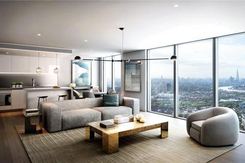 2 bedroom flat for sale - 42.14 The Landmark Pinnacle, Westferry Road, London, E14