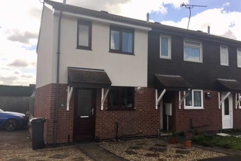 2 bedroom townhouse to rent - Alport Way, Wigston, Leicestershire