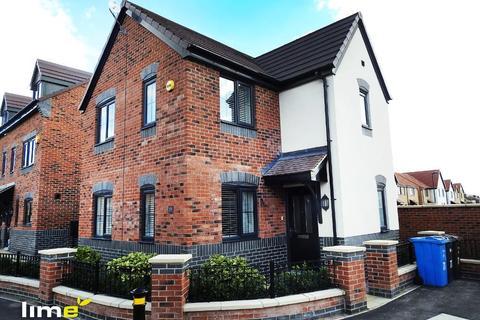 3 bedroom detached house to rent - Riley Way, Hull, HU3 6DU