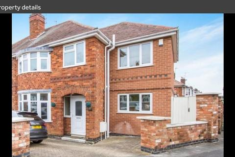 4 bedroom semi-detached house to rent - Cardinals Walk, Leicester