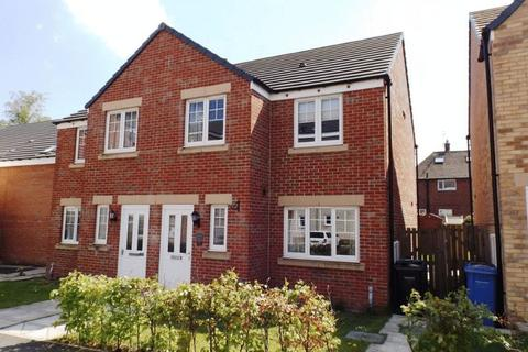 3 bedroom semi-detached house for sale - Loansdean Wood, Morpeth