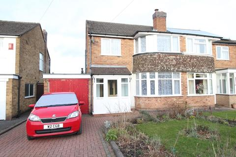 3 bedroom semi-detached house for sale - Yardley Wood Road, Solihull Lodge, Solihull