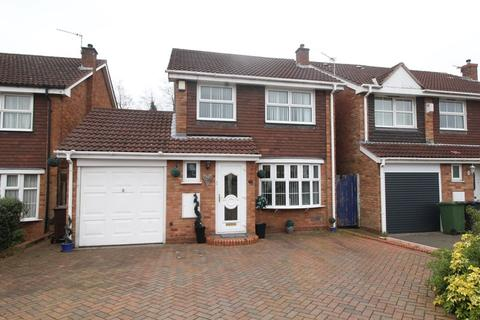 3 bedroom detached house for sale - Harnall Close, Shirley, Solihull