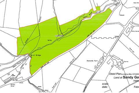 Land for sale - Sandy Gate, Hebden Bride HX7