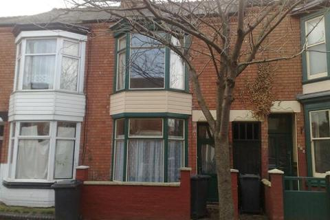 3 bedroom terraced house to rent - Cambridge Street, West End, Leiceste LE3