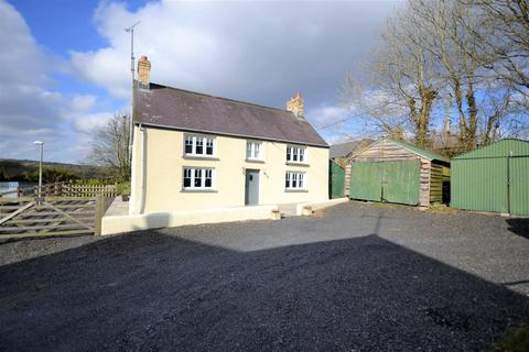 3 bedroom detached house for sale - Wolfscastle, Haverfordwest