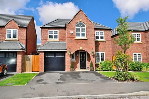 4 bedroom detached house to rent - Commissioner Square, Sandford Village, Warrington